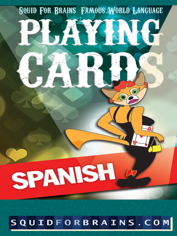 Playing Cards: Spanish