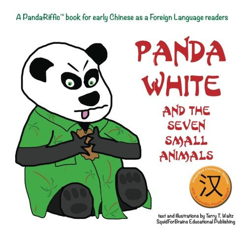 Panda White and the Seven Small Animals