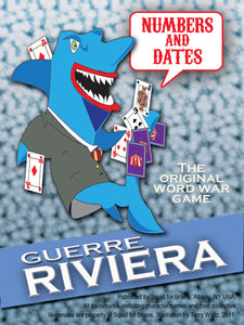 Guerre: Ravage the Riviera! (focus on Numbers and Dates)