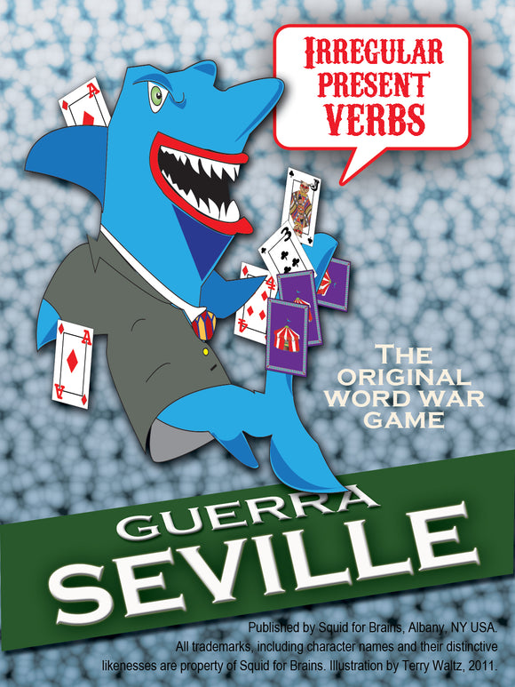 Guerra: Siege of Seville (Focus on irregular present tense verbs)