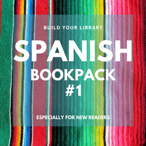 Spanish BookPack #1