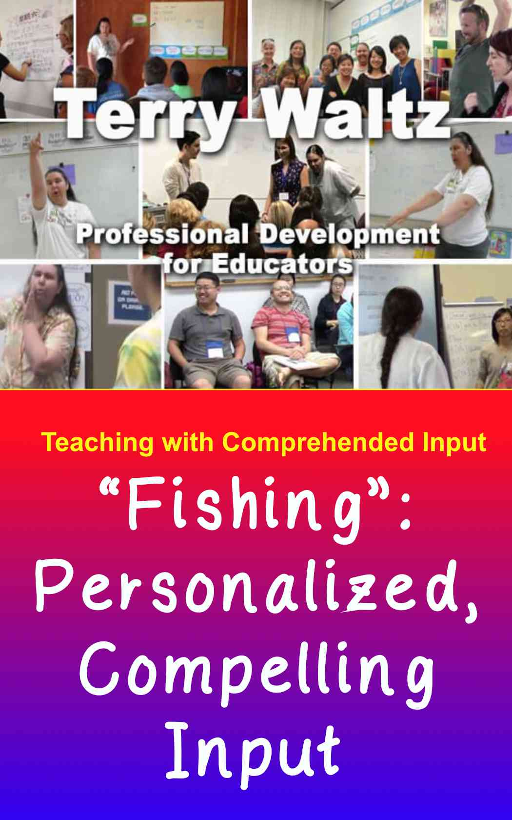 ON DEMAND: Fishing: Compelling Personalized Input