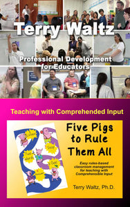 "ON DEMAND: ""The Rules"" for TCI Classroom Management"