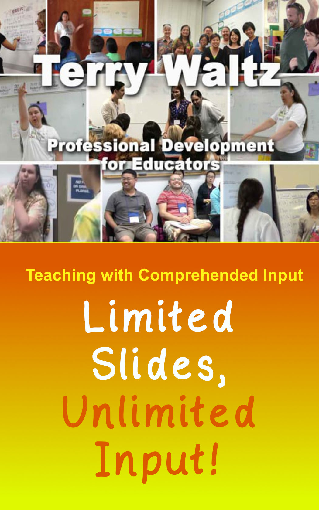ON DEMAND: Limited Slides, UNLIMITED Input!