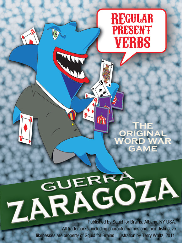 Guerra: Fight for Zaragoza (Regular Present Verb focus)