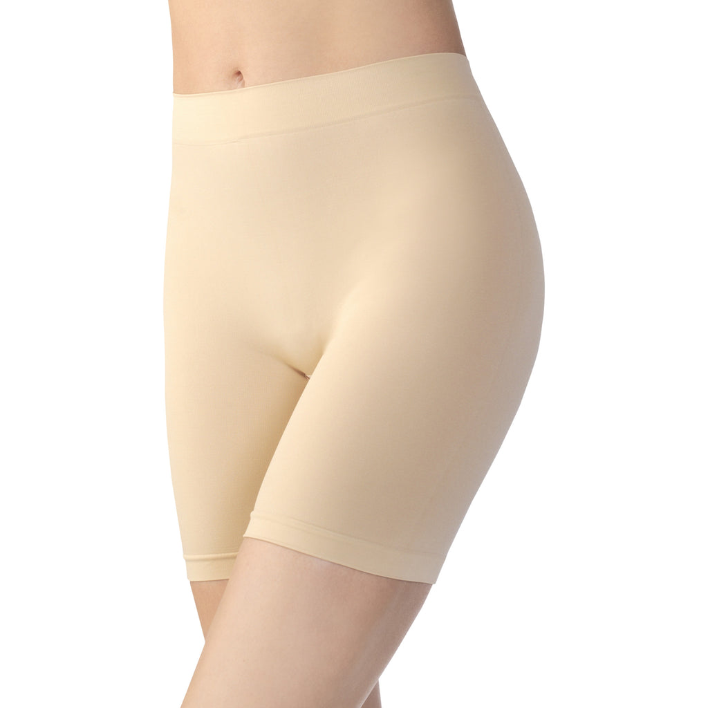 Comfortably Smooth Slip Short - Vass Latte