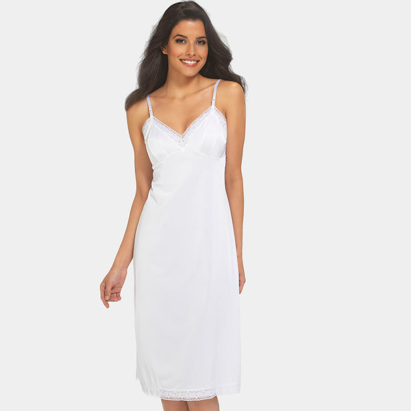 Adjustable Full Slip - White Ice