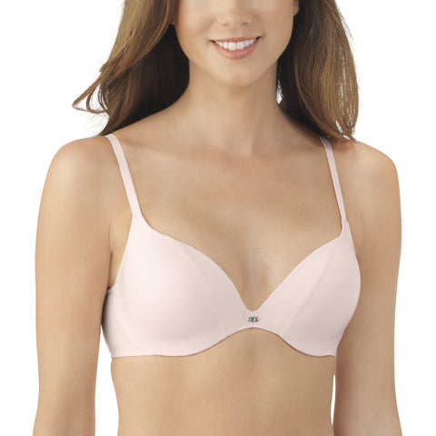 Oh-So-Sleek Underwire T-Shirt Bra Champagne quickview