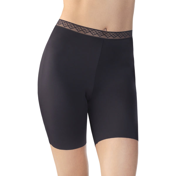 Invisibly Smooth Slip Short - Black Sable