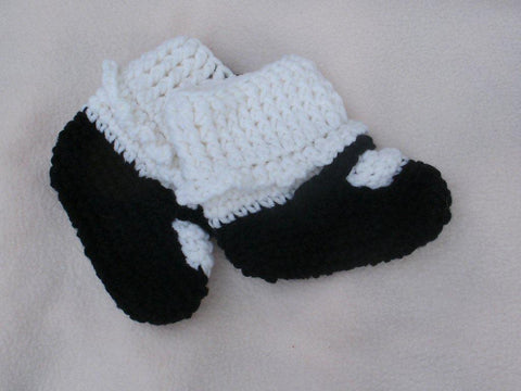 "Baby Booties--""Mary Jane's"" -- FAST and FREE Shipping"