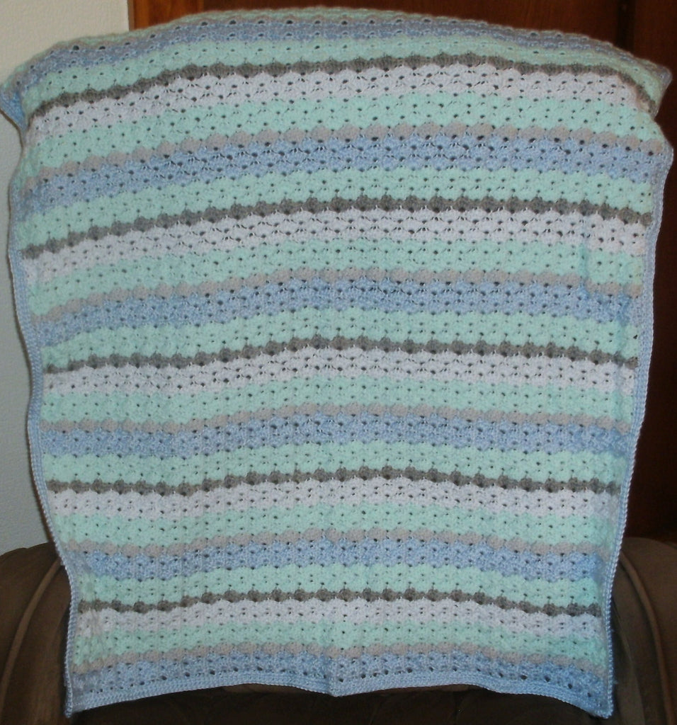 "Baby Blanket - ""Super Soft"""