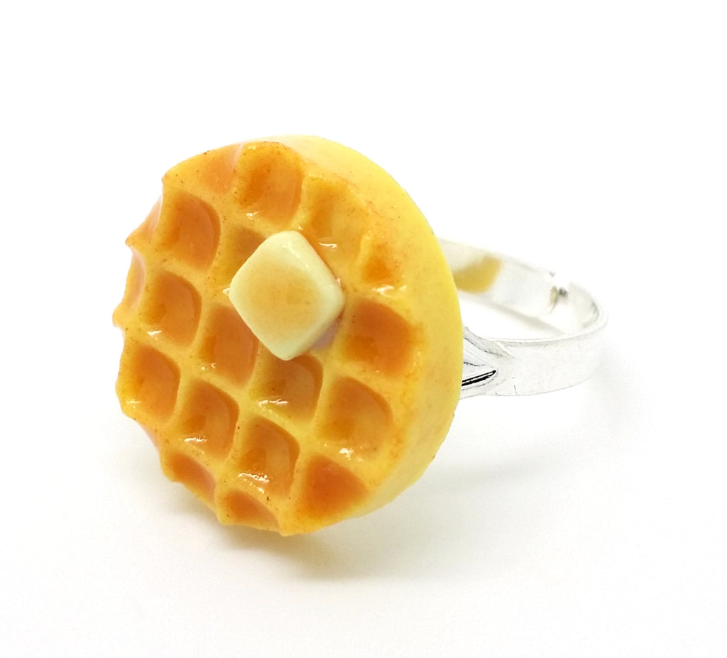Waffle Ring - Bakery Charms - 1
