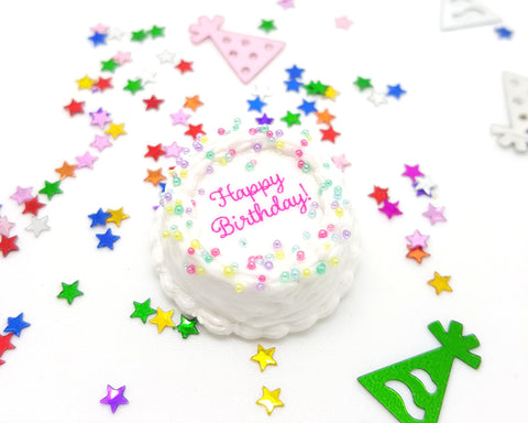 Birthday Box - Bakery Charms - 2