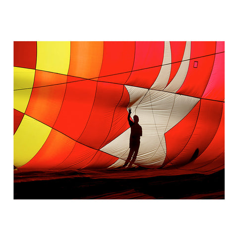 Colors of Hot Air Ballooning