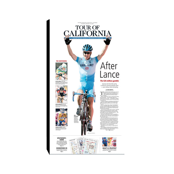 The Press Democrat Classics: Tour Of California 2006