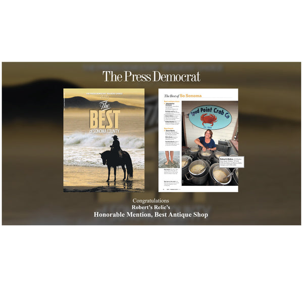 2016 Best of Sonoma County Award Page Reprints