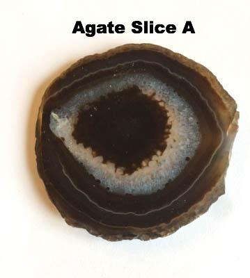 Crystals - Agate Slices
