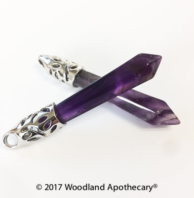 Crystal Pendants | Woodland Apothecary®