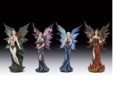 Woodland Fairies - Fairy (Assorted Colors)