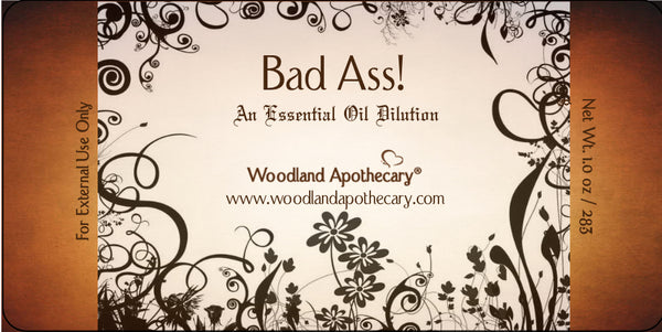 Enchanted Oils & Sprays - Bad Ass!