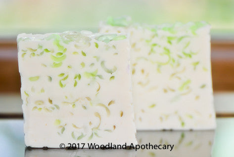 Glycerin Soap - Bartlett Pear | Woodland Apothecary™