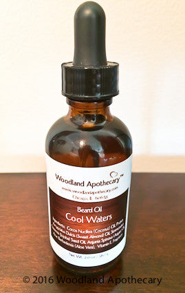 Beard Oil (2 oz) | Woodland Apothecary®
