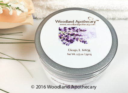 Whipped Body Butter - Lavender