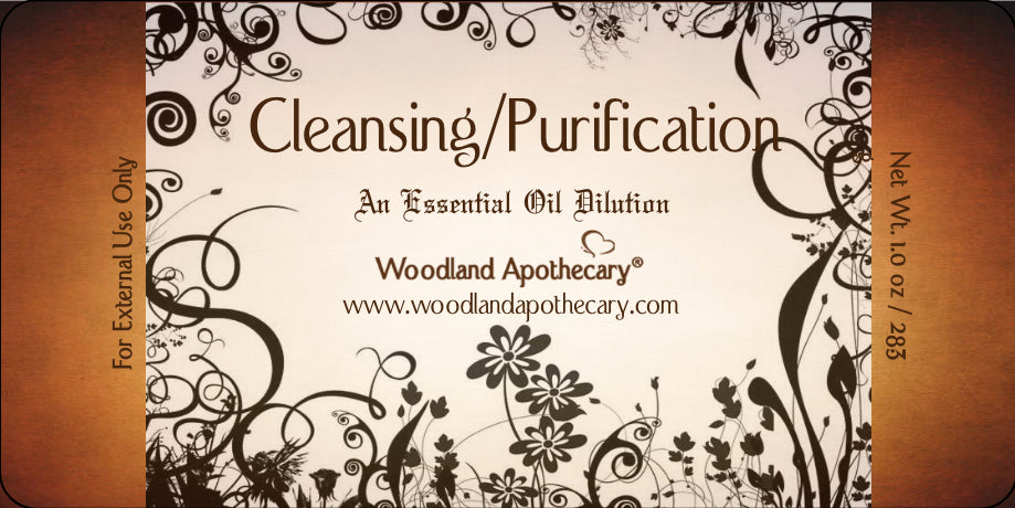 Enchanted Oils & Sprays - Cleansing/Purification