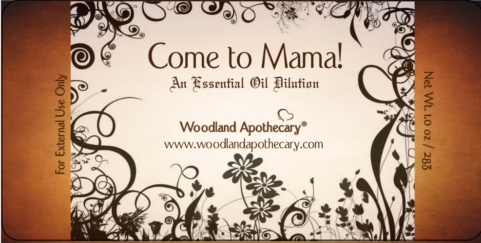 Enchanted Oils & Sprays - Come to Mama!