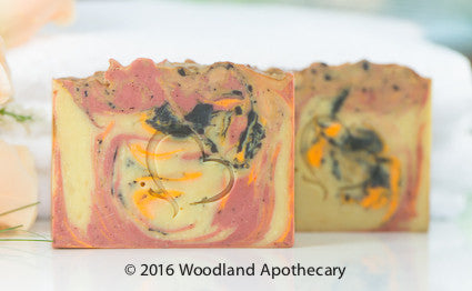 Herbal Soap - Dragon's Blood | Woodland Apothecary®