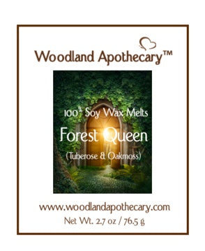 Forest Queen Wax Melts | Woodland Apothecary®