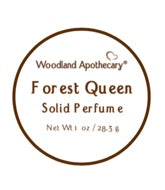 Forest Queen Solid Perfume | Woodland Apothecary®