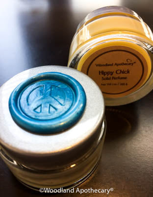 Hippy Chick Solid Perfume | Woodland Apothecary®
