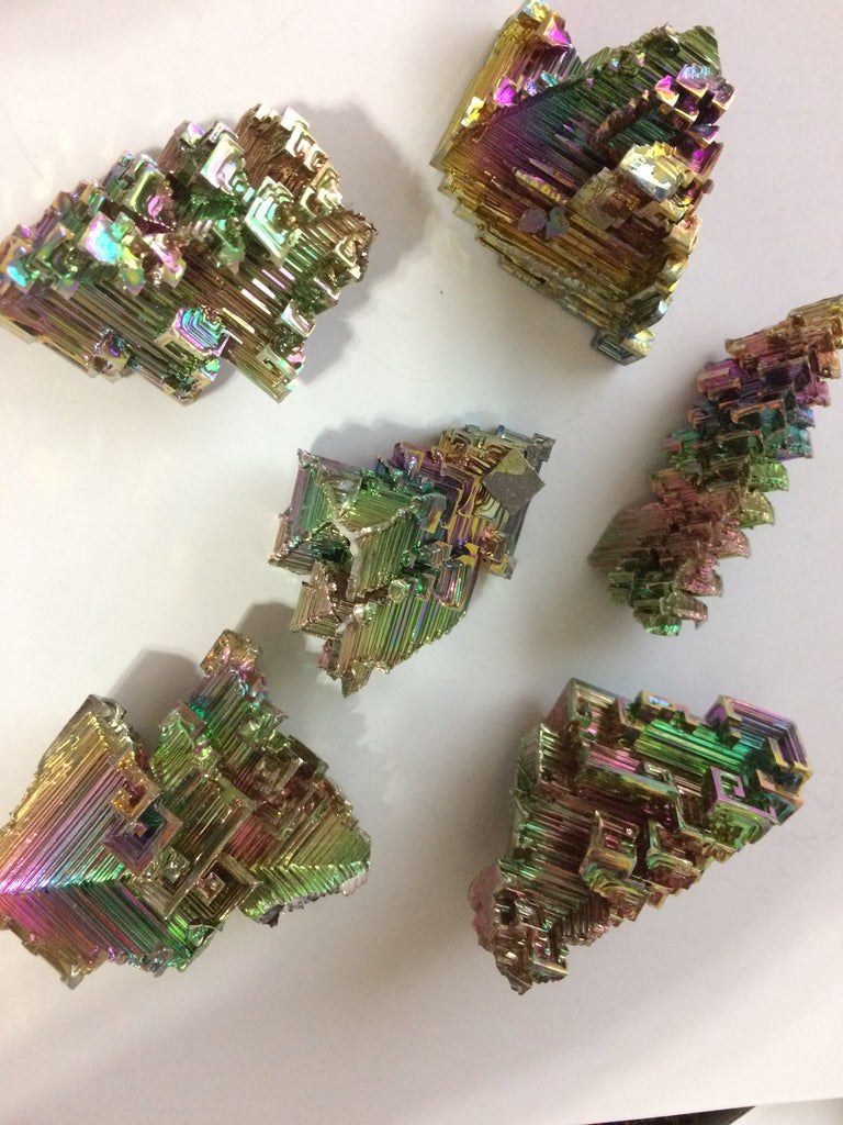 Crystals - Bismuth