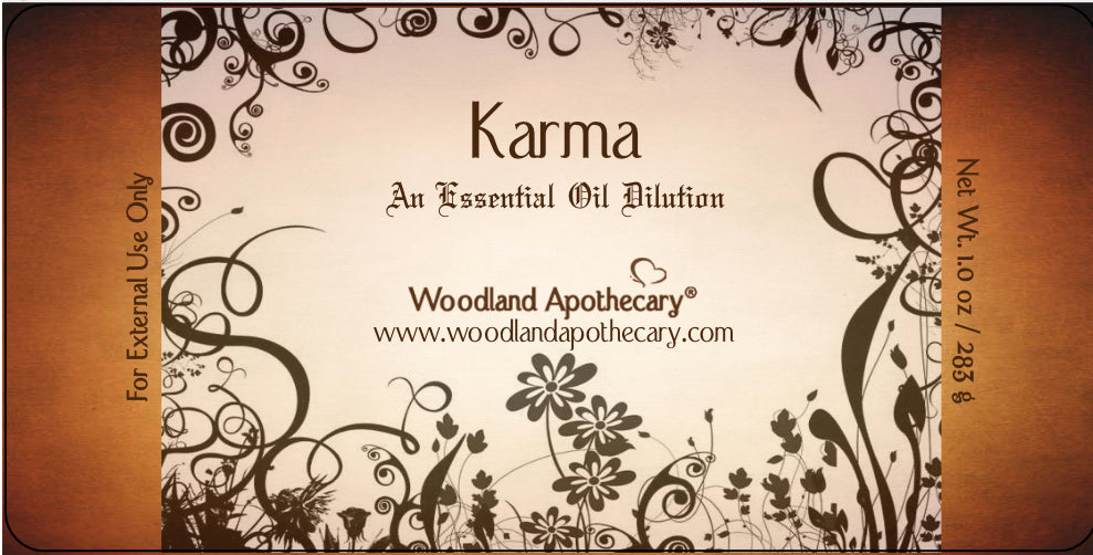 Karma Essential Oils & Sprays