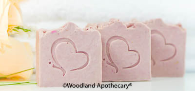 Woodland Nature Soap - Lilac