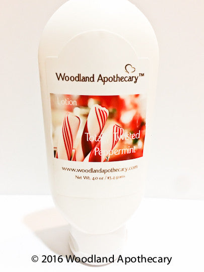 Lotion - Totally Twisted Peppermint