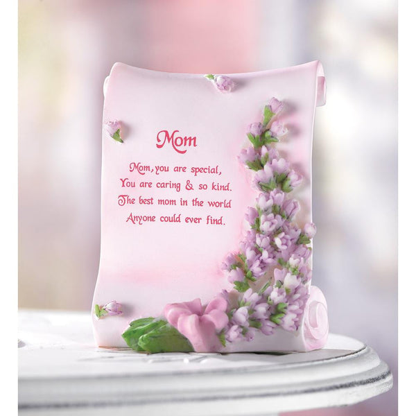 Gifts - Mom Poem Plaque