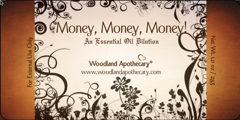 Money Drawing Oil | Woodland Apothecary®