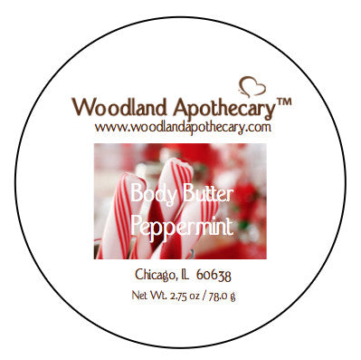 Whipped Body Butter - Peppermint