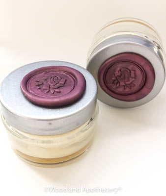 Plum Rose Solid Perfume | Woodland Apothecary®