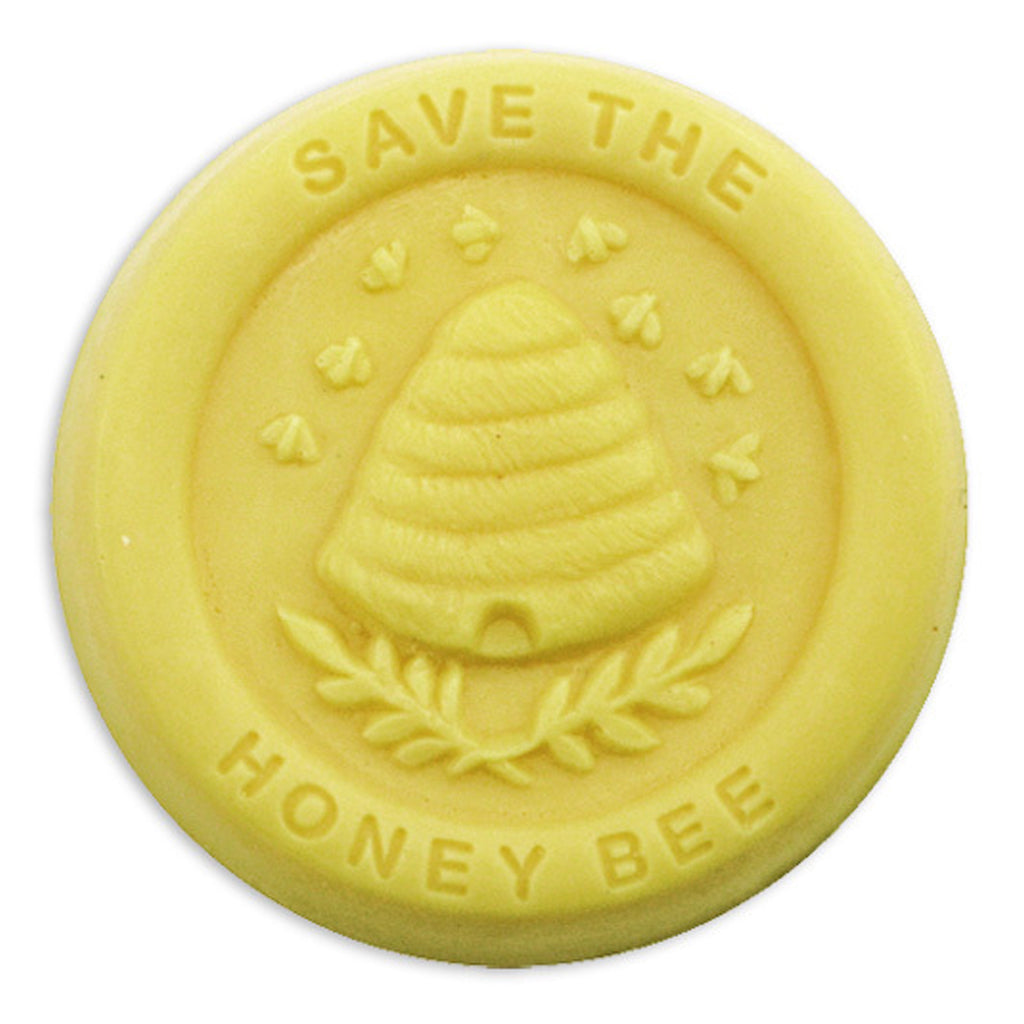 Save the Honeybees Soap Mold | Woodland Apothecary®