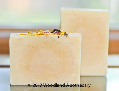 Luxury Artisan Soap - Secret Garden | Woodland Apothecary®