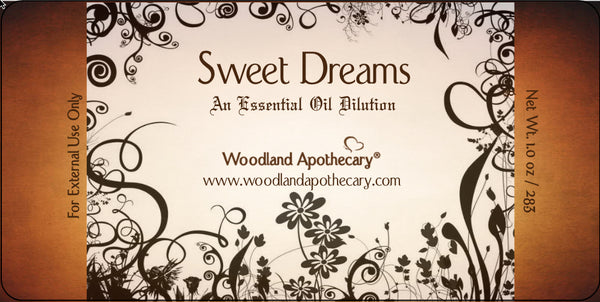 Enchanted Oils - Sweet Dreams