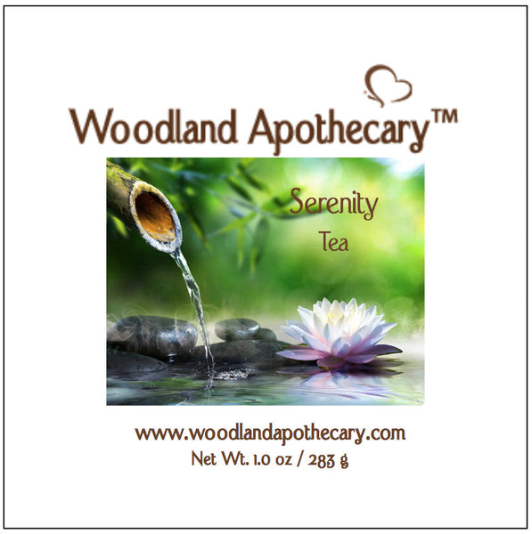 Serenity Herbal Tea | Woodland Apothecary™