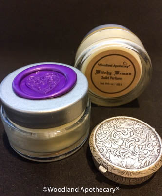 Witchy Woman Solid Perfume | Woodland Apothecary®