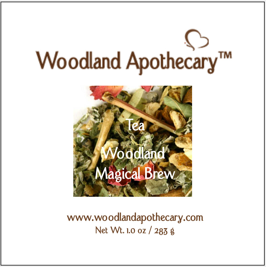 Herbal Tea - Woodland Magical Brew