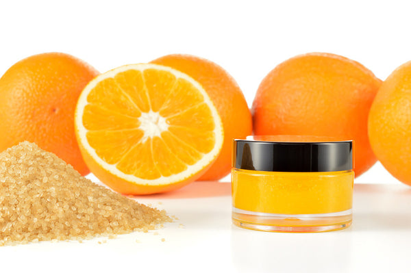 Sugar Scrub (Vegan) - Sweet Orange