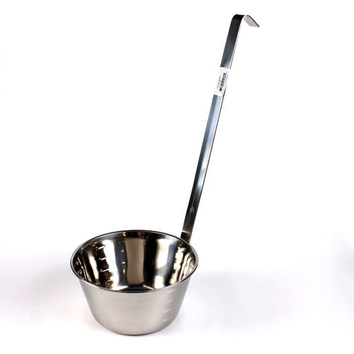 Stainless Steel Dipper, 32 oz | Woodland Apothecary®