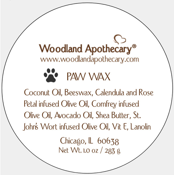 Paw Wax | Woodland Apothecary®